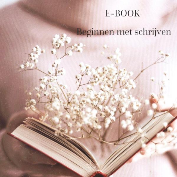 ebook Beginnen met schrijven